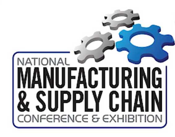 ational Manufacturing & Supply Chain Conference & Exhibition 31st January 2017