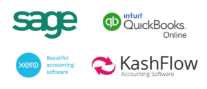 Integrated CRM/MRP with Sage 50, Xero, Quickbooks Online and Kashflow accounts software