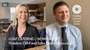 Loaf Catering - social enterprise CRM case study