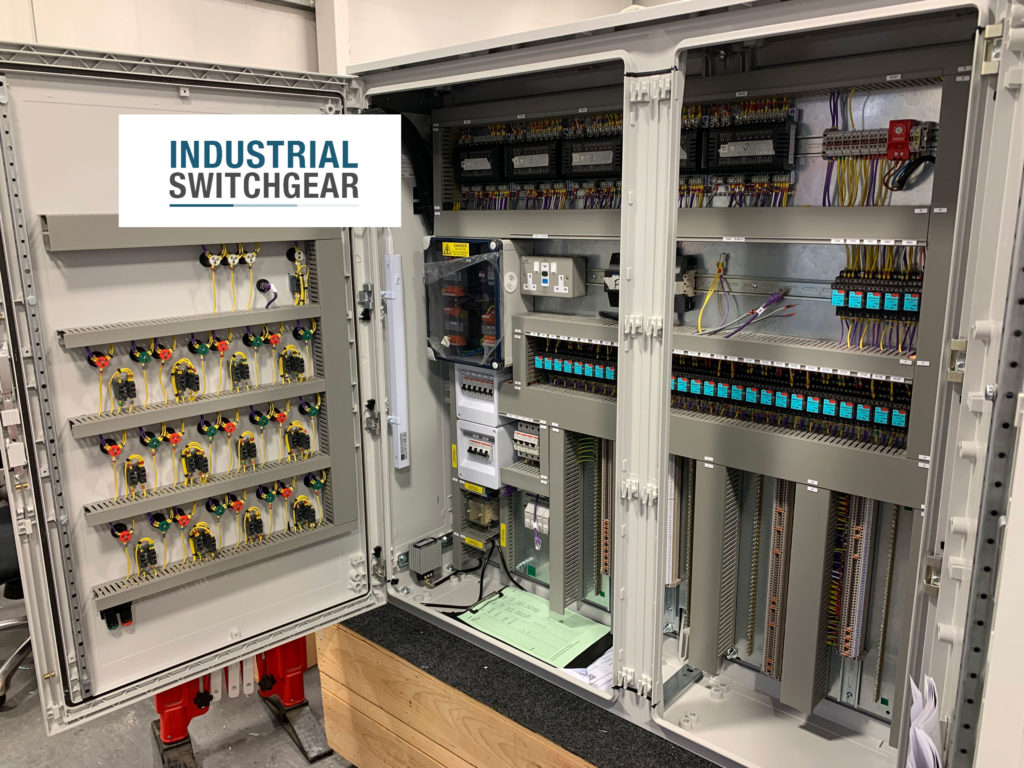 Industrial Switchgear cabinet manufacturing CRM MRP software case study