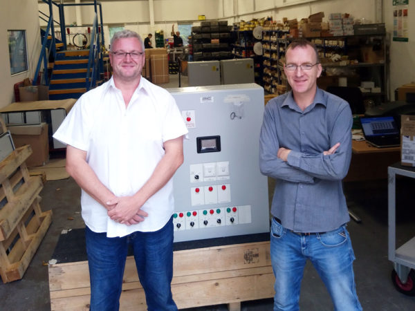 Rob Poole and David Lincoln-Lewis from Industrial Switchgear Ltd - Flowlens Cloud CRM MRP Case Study