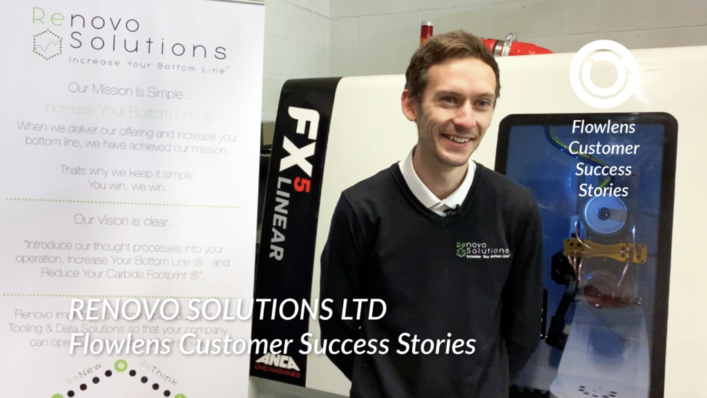 Antony Gray Renovo Solutions Ltd Flowlens MRP Case Study
