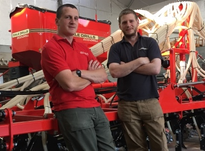 Tom and James Dale of Dale Drills select Flowlens MRP software