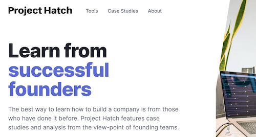 Project Hatch screenshot