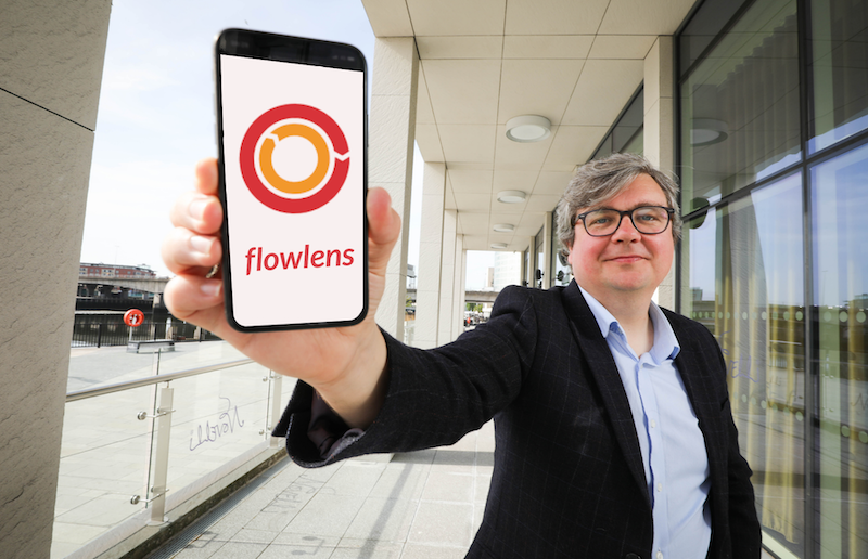 Rich Dale - Flowlens MRP Software